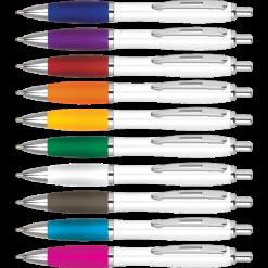 Curvy Pen Colours