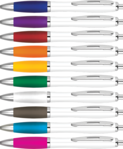 Curvy Pen Colours